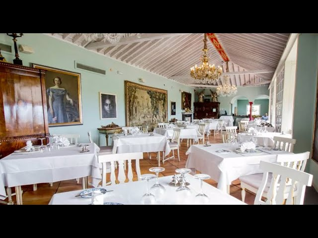 Hacienda de Abajo - un hotel museo unico al mondo