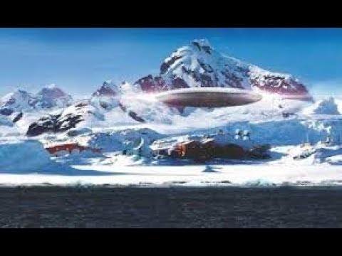 Антарктика-Территория тайн.