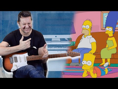 Should You Practice Guitar In Front Of Your TV?