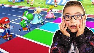 Swan teste les Mini Games de Super Mario Party ! - Nintendo Switch