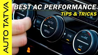 How to keep your car cool this summer ? | Tips for efficient car AC cooling |  Hindi