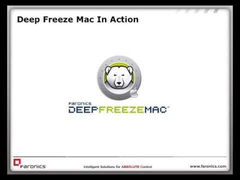 Download Deep Freeze for Mac OS X