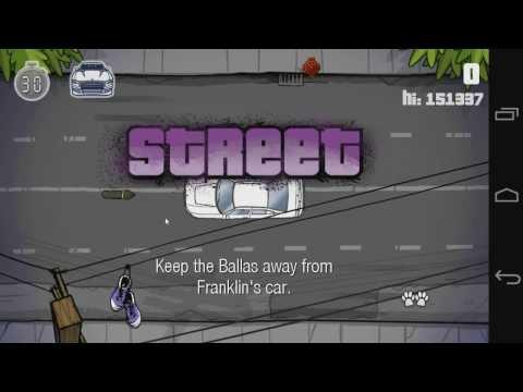 GTA V - iFruit app - Chop Street Level Gold Medal