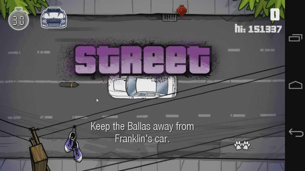 chop app grand theft auto