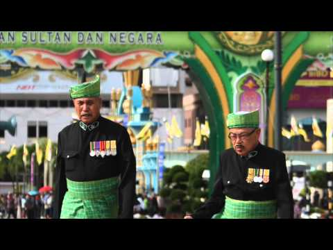 His Majesty's 68th birthday Brunei Darussalam