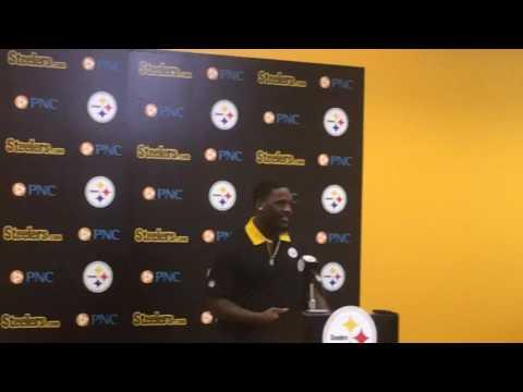 Arthur Moats, Steelers