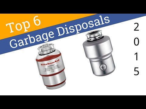 6 Best Garbage Disposals 2015