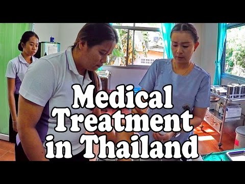 Medical Treatment in Thailand: A Trip to My Local Thai Medical Clinic