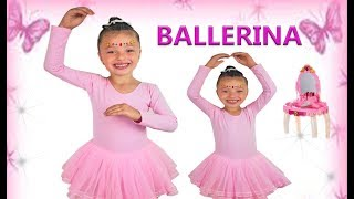 Dominika ballerina for kids