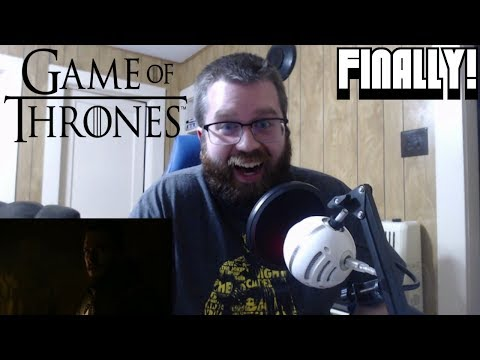 Game Of Thrones 8x1 'Winterfell' Reaction/Review!!!