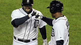 2012 MLB ALDS: Athletics @ Tigers Game 1 Highlights
