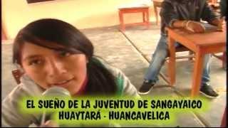 SAN  FRANCISCO  DE  SANGAYAICO  PARTE DEL PROYECTO  AUTONOMO  CHALLACA -