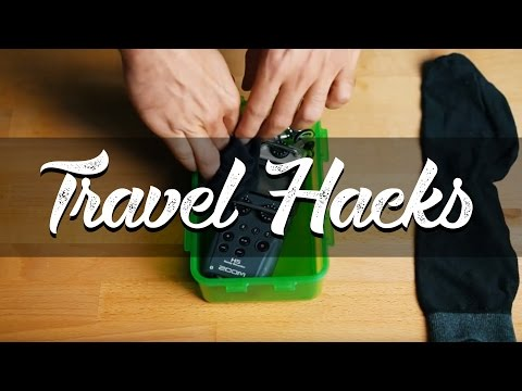 5 AWESOME TRAVEL HACKS ✈️