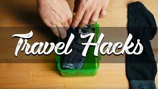 5 AWESOME TRAVEL HACKS ✈️