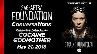 Conversations with Catherine Zeta-Jones of COCAINE GODMOTHER: THE GRISELDA BLANCO STORY