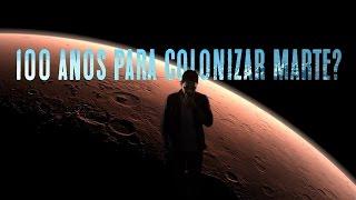 Marte será o plano de fuga da humanidade?