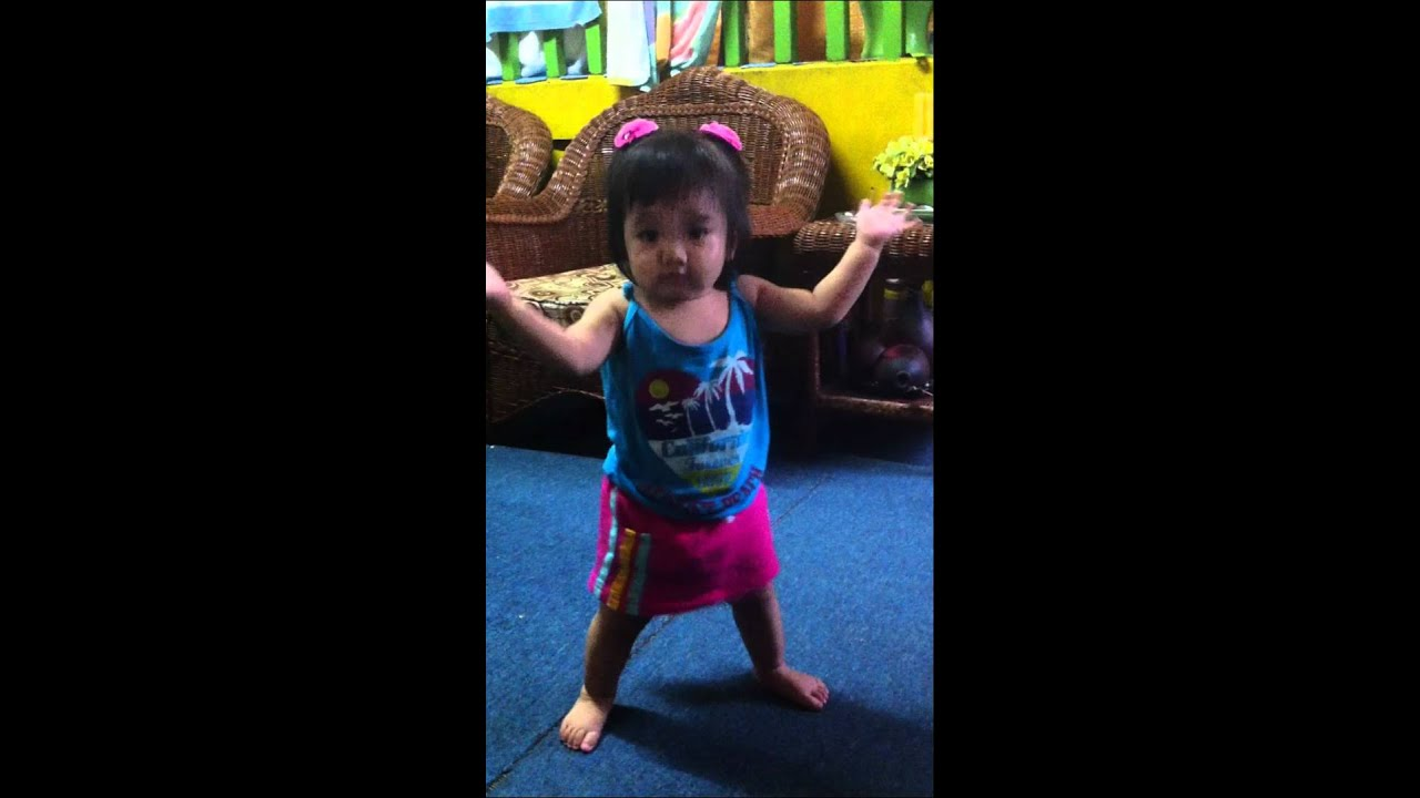 teach me how to dougie (baby dance version) - YouTube