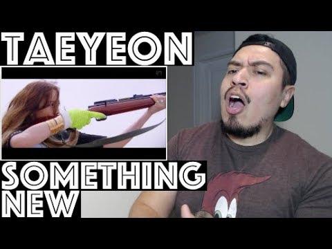TAEYEON Something New MV Reaction