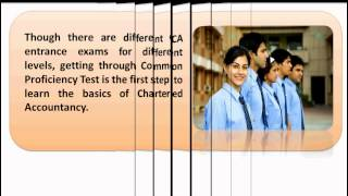 How to Define Career in Chartered Accountancy Clearing the CA-CPT Test? By www.entranceprime.com