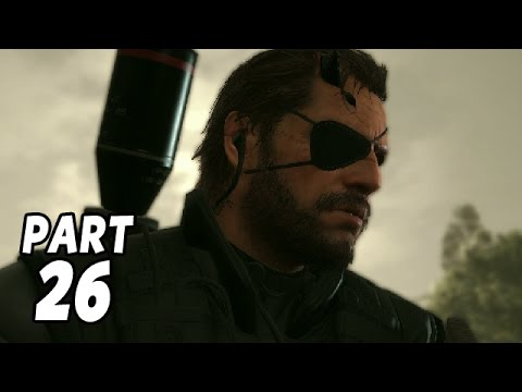 Let's Play Metal Gear Solid 5 Phantom Pain Gameplay German Deutsch #26 - Willkommen in Afrika