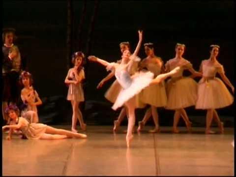 Natalia Osipova - Don Quixote Dream Scene