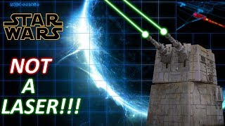 """Star Wars """"Lasers"""" Explained & Animated!!"""