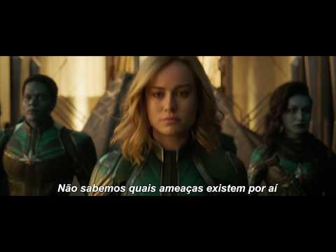Capitã Marvel - 7 de março nos cinemas