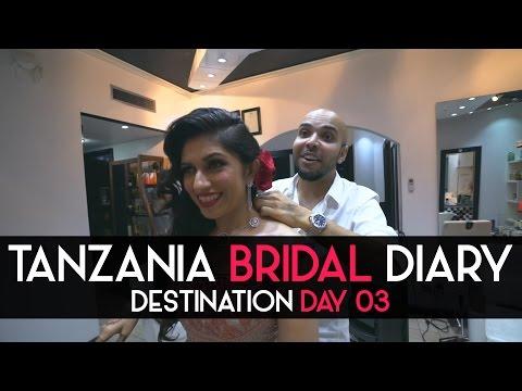 Tanzania Bridal Diary | Day 3 | Shaan