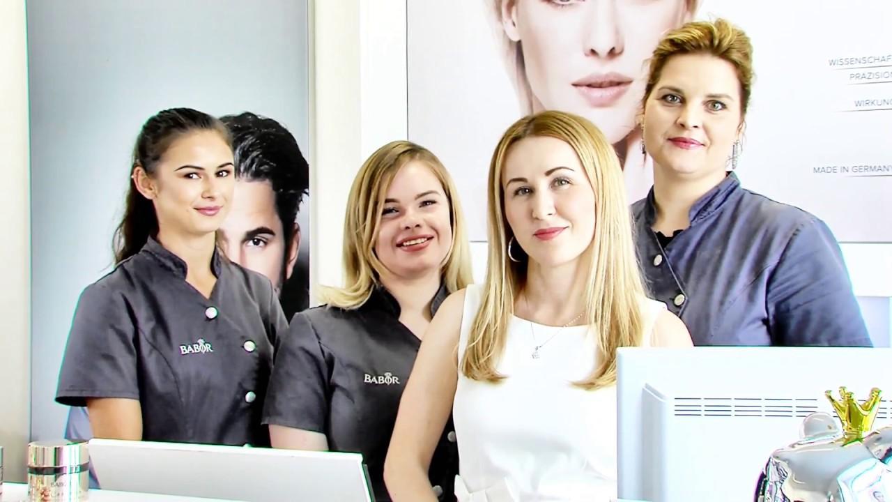 Babor Beauty Spa Düsseldorf Oberkassel - YouTube