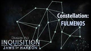 Dragon Age: Inquisition - Frostback Basin Astrarium #3 - Fulmenos Constellation