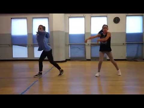 "Mackenzie Ziegler ft. Saryna  / ""There is nothing holding me back"" / Rumer Noel's combo"