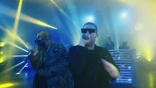 Run The Jewels - Never Look Back (Live at Holy Calamavote)