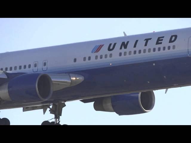 Plane Spotting #4 - Jazz, United, Virgin America, Delta Connection & USAF C-17 - O'Hare KORD / ORD