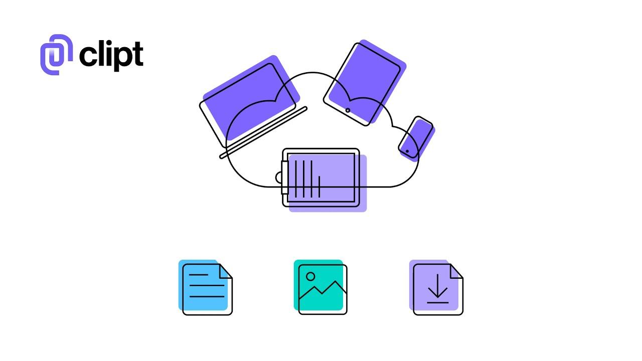 Introducing Clipt: A Seamless Clipboard