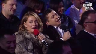 ШОК - Зеленский уселся в зале на собственном концерте! | Понты зрителей глазами Вечернего Квартала!