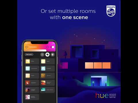 Philips Hue bulbs can now be grouped together in 'zones
