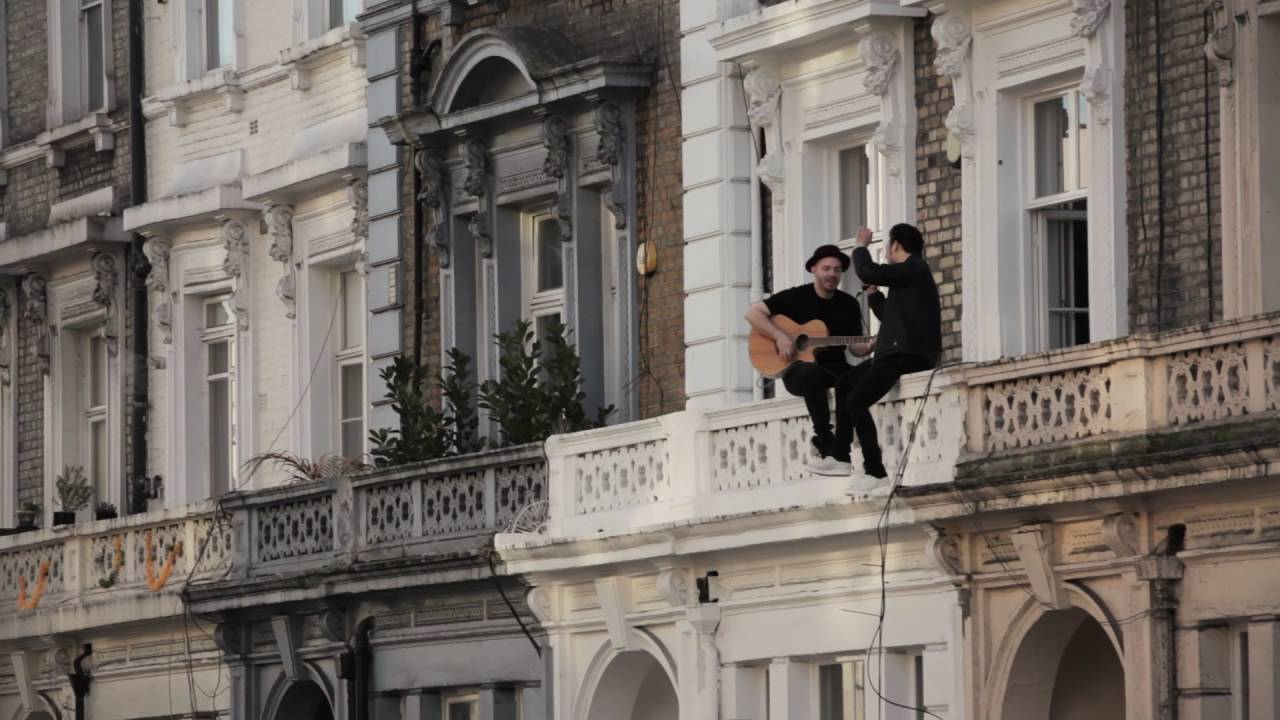 Zak abel everybody needs love balcony session youtube for Balcony sessions