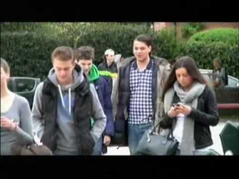 Ziek van je mobieltje - sick of your mobile phone