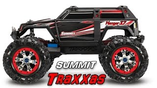 traxxas summit 4x4 truck unboxing review