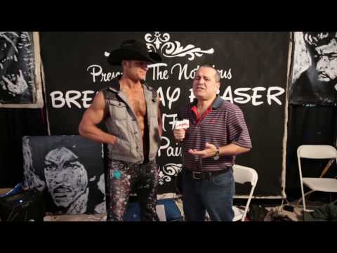 "2017-02-05 Interview with ""The Notorious"" Brent Ray Fraser"