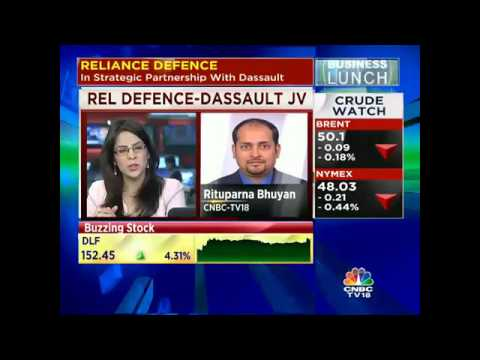 Reliance Aerospace Announces Strategic Partnership With Dassault Aviation