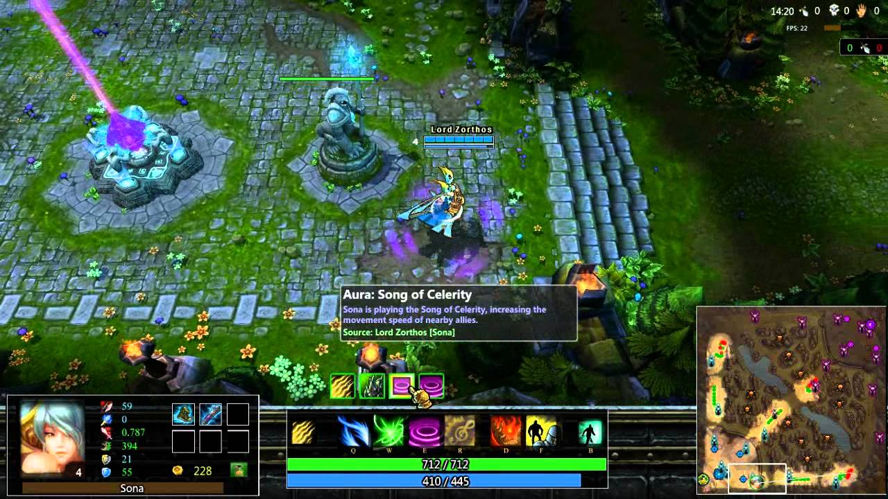 league of legends ui