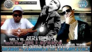 Arcangel ft. J Alvarez y Lui-G - Wow Bellaquita (Original) (Prod.By. Yampi & Nely El Arma Secreta)