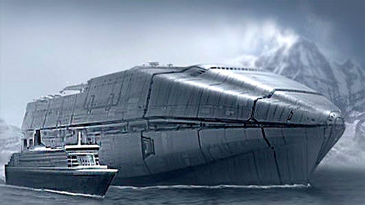 Download Die USA haben ein neues U-Boot gebaut, vor dem die Welt Angst hat