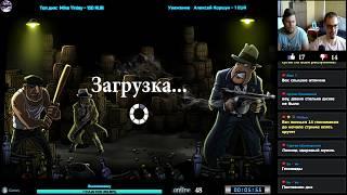 Guns, Gore & Cannoli прохождение Coop [ Impossible ] Игра (PC, Xbox One, PS4, Switch) 2015 Стрим RUS