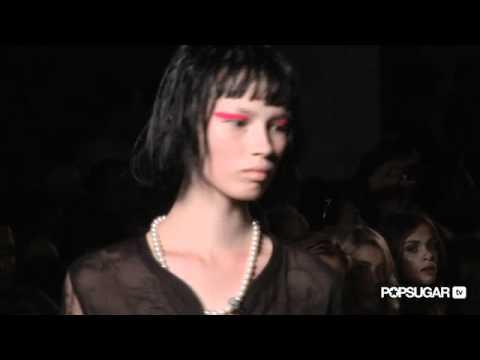 Spring 2011 New York Fashion Week: Yigal Azrouël