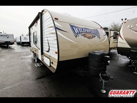 2016 Forest River Wildwood T201 BHXL Travel Trailer Video Tour • Guaranty.com