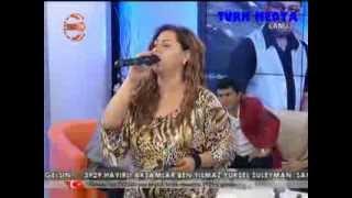 ARZU ASLAN-AĞLAMA YAR AĞLAMA-TV2000 AYDIN SEVİM İLE CANCAĞAZIM-(23-09-2013)-TÜRK MEDYA SUNAR. Resimi