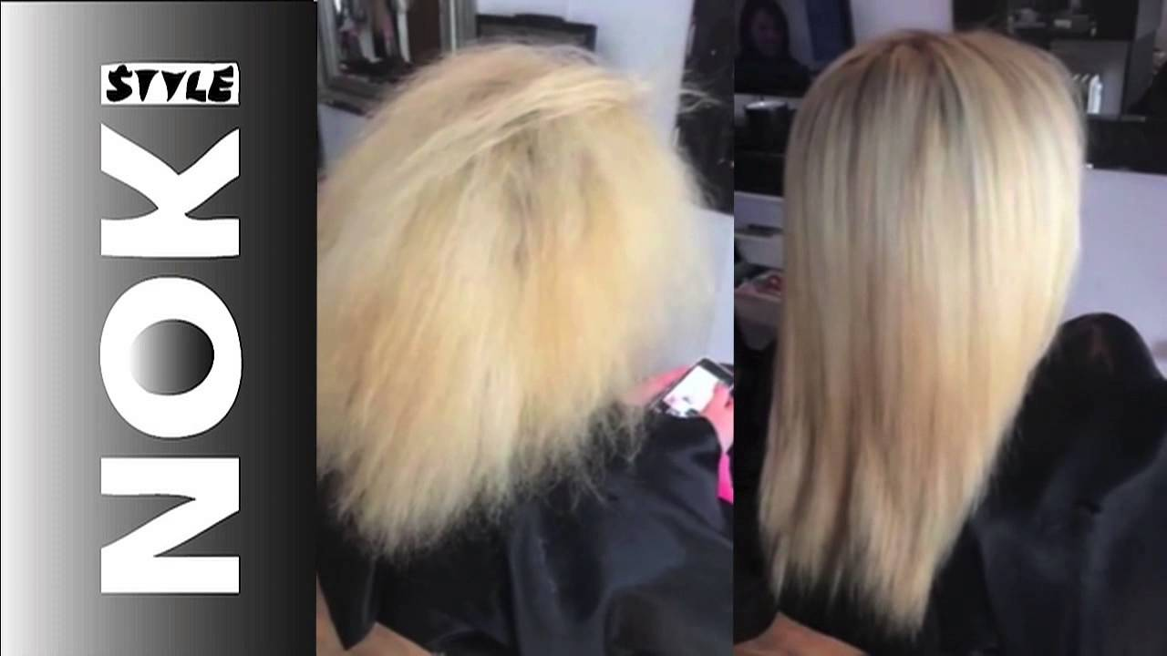 Brazilian Blow Drys Case Study Clients Blonde Style With Colour