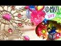 Christmas ornaments and lights- 3D Mate Trio- kit- DIY